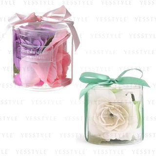 CHARLEY - Bath Confetti Scent of Flower Soap Small - 2 Types