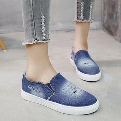 Avanti - 牛仔輕便鞋