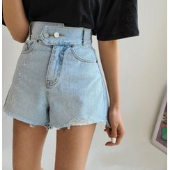Baehype - Denim Shorts