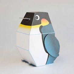 Kamikara - Paper Craft: Rise Penguin