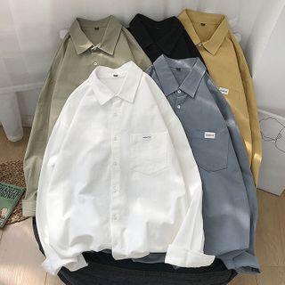 Mudian - Plain Shirt