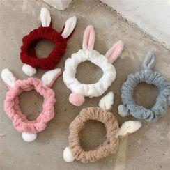 Pouffle - Rabbit Ear Face Wash Headband