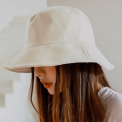 Heloi - Plain Bucket Hat