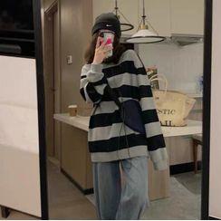 Fairy Essential - Striped Sweatshirt