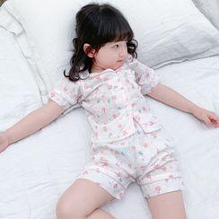 Merry Go Round - Kids Pajama Set