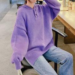 Oykot - Hooded  Sweater