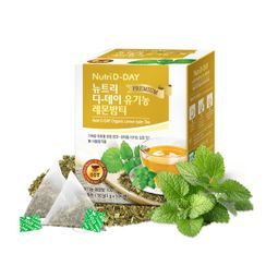 Nutri D-DAY - Organic Lemon Balm Tea