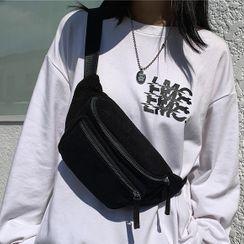 LEUCO - Corduroy Sling Bag