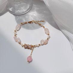 INKGLOW - Irregular Faux Crystal Bracelet