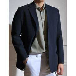 STYLEMAN(スタイルマン) - Two-Button Single-Breasted Blazer