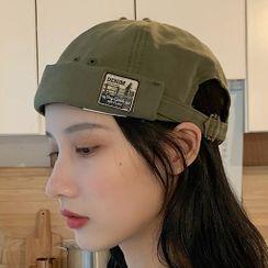 Pompabee - Applique Brimless Hat