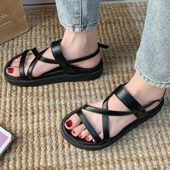 SouthBay Shoes - Plain Sandals