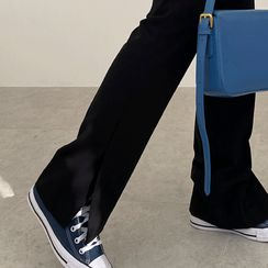 UPTOWNHOLIC(アップタウンホリック) - Straight-Cut Dress Pants
