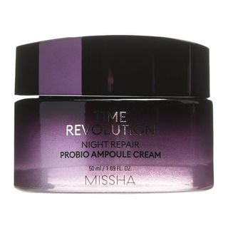 MISSHA - Time Revolution Night Repair Probio Ampoule Cream 50ml