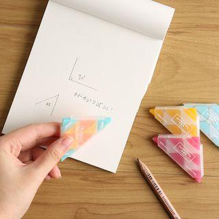 Ms Zaa - Triangle Eraser