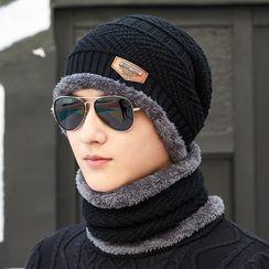 Packov - 针织无边帽