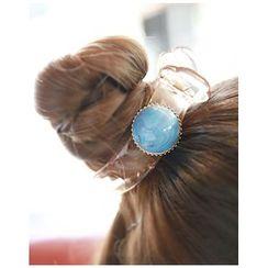 Miss21 Korea - Marble Hair Clamp