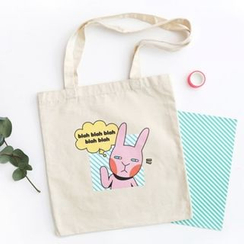 iswas(イズワズ) - 'Hello Geeks' Series Shopper Bag