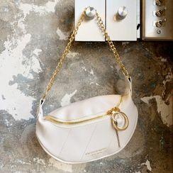 DEEPNY - Chain-Strap Hand Bag