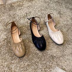 MIKOGI - 踝帶涼鞋
