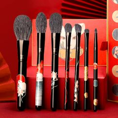 Dazemoor - Set: Retro Print  Makeup Brush