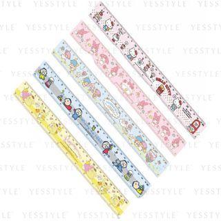 Sanrio - Ruler 30cm - 5 Types
