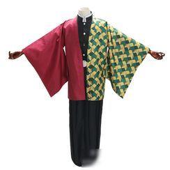 Comic Closet - Demon Slayer Tomioka Giyu Cosplay Costume