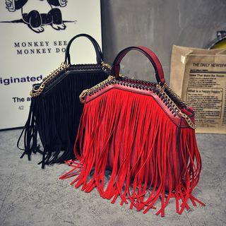 Beloved Bags - Fringed Handbag