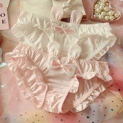 Prinsis - Rabbit Ear Panties