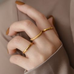MOMENT OF LOVE - Set of 3: Ring