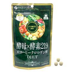 Fine Japan - Yeast x Enzyme Draining Tablet