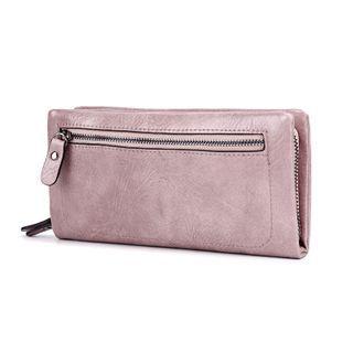 BAUQBAU - Long Zip Wallet