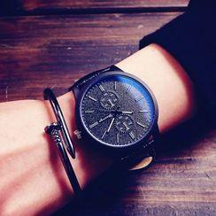 InShop Watches - 纯色带式手表