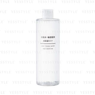 MUJI - Sensitive Skin Toning Water
