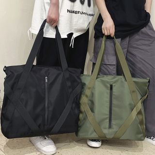 SUNMAN(サンマン) - Nylon Tote Bag