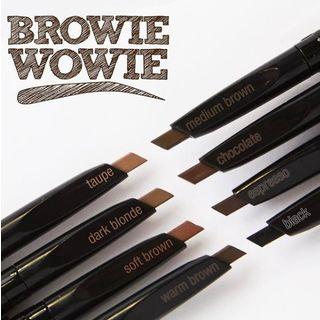L.A. Colors - Browie Wowie Brow Pencil (8 Colors), 0.5g
