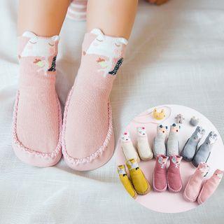 Cloud Femme - Kids Anti-Skidding Socks