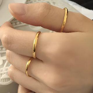 Betsuno - 不鏽鋼戒指