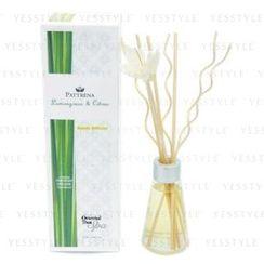 Pattrena - Oriental Thai Spa Reeds Diffuser Lemongrass & Citrus