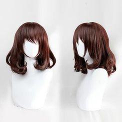 Ghost Cos Wigs - 中长假发 - 波浪