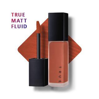 A'PIEU - True Matt Fluid #OR01 Burnt Orange