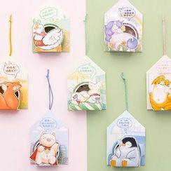 Dojia - Animal Print Masking Tape
