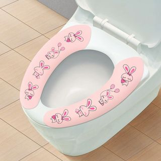 Livesmart - Animal Print Toilet Seat Cover
