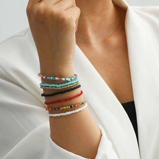 Seirios - Bead Layered Bracelet