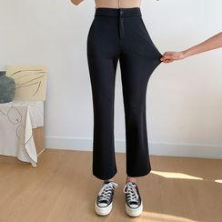 Envy Look - Flat-Front Dress Pants