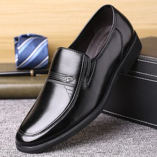 Junster - Faux-Leather Loafers