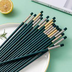 Modern Wife - 5 Pair Set: Chopsticks