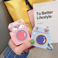 Wild Pony - Washing Machine Shape AirPods Earphone Case Protection Cover