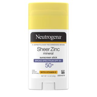Neutrogena - Sheer Zinc Spf#50+ Stick