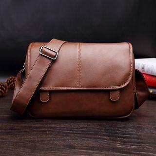 TESU - Faux Leather Crossbody Bag